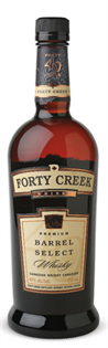 Forty Creek Canadian Whisky Barrel Select...
